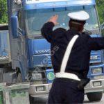 απαγορεύση κυκλοφορίας φορτηγών