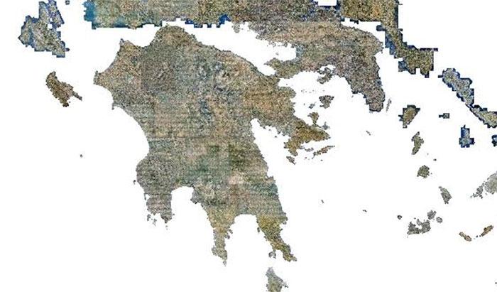 Αποτέλεσμα εικόνας για δασικοι χαρτες πελοποννησου