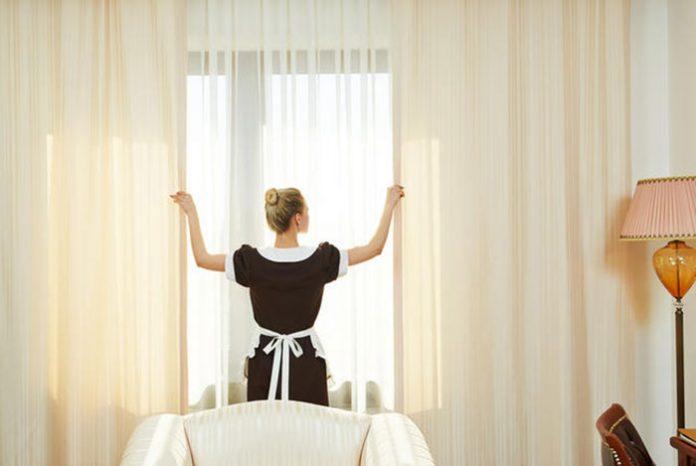 Καθαρίστρια Ξενοδοχείο