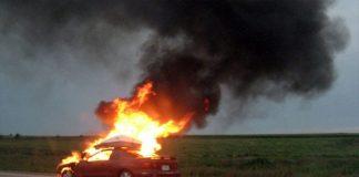 Φωτιά σε αυτοκίνητο