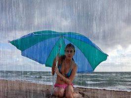 καιρός βροχες