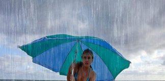 καιρός βροχες καύσωνα, καταιγίδες