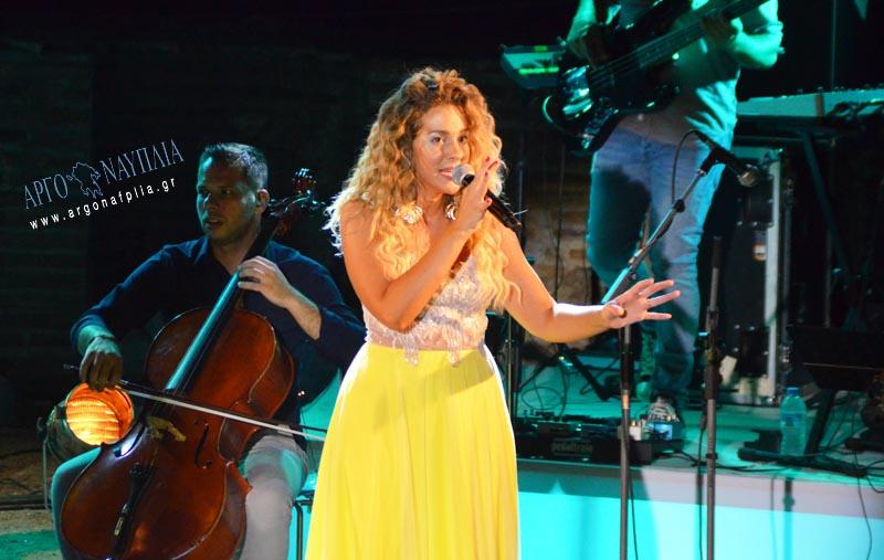 Εντυπωσιακή η Νατάσσα Μποφίλιου ενθουσίασε το κοινό στο Αρχαίο Θέατρο του Άργους… (ΒΙΝΤΕΟ+ΦΩΤΟ)