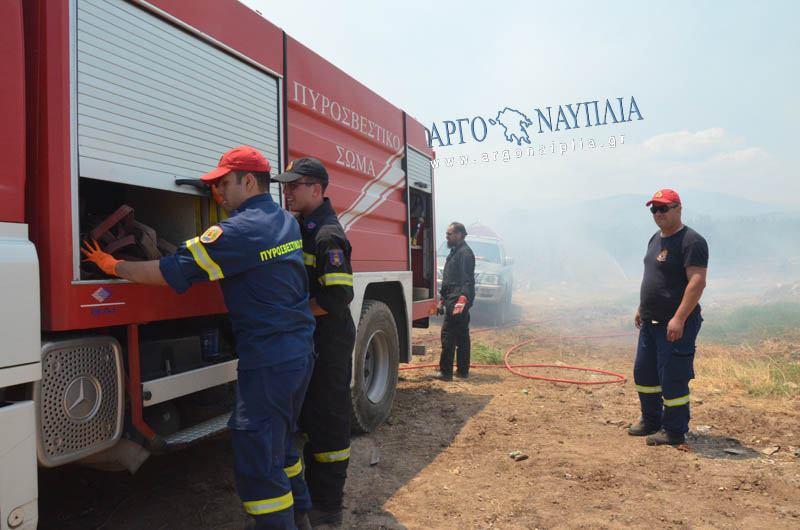 φωτιά πυροσβεστική