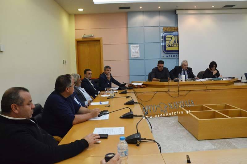 Δημοτικού Συμβουλίου Ναυπλίου