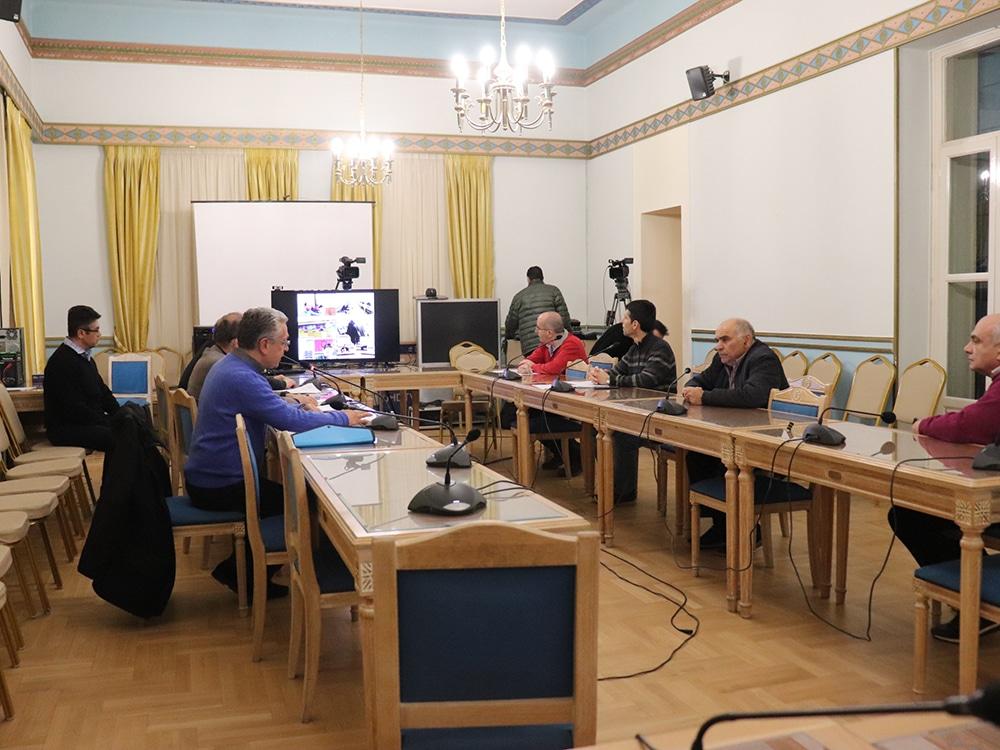 Συνεδρίαση Περιφερειακού Συμβουλίου Πελοποννήσου