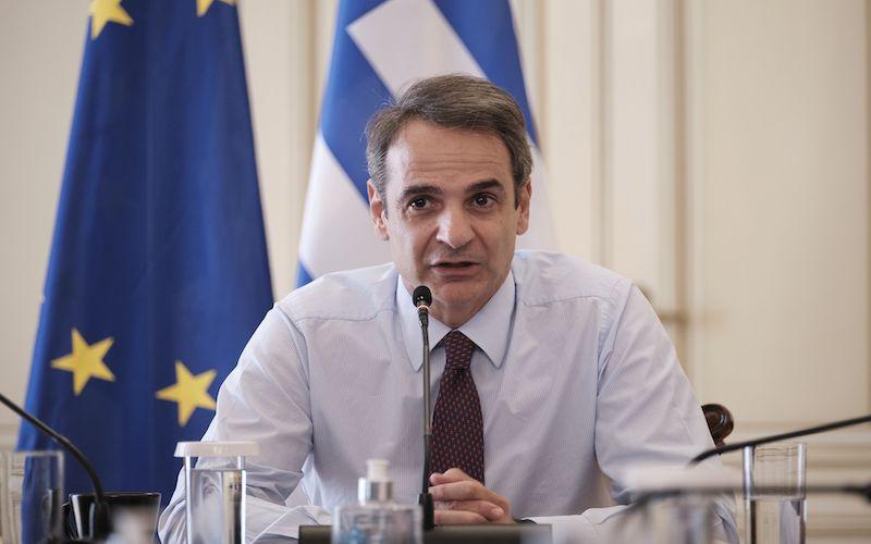 πρωθυπουργός Κυριάκος Μητσοτάκης