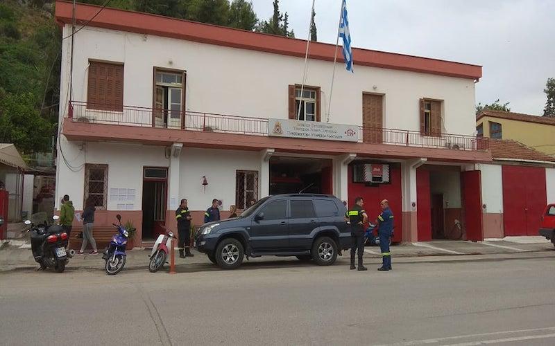 Πυροσβεστικής Υπηρεσίας Ναυπλίου