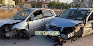 Τροχαίο δυστύχημα με νεκρή κοπέλα και τραυματίες στο Ναύπλιο