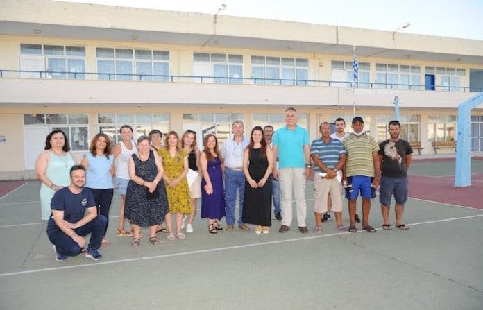 ΑποφοίτησηΓυμνάσιο Κρανιδίου