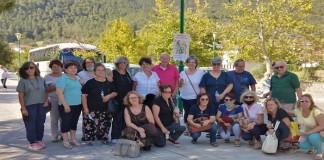 εκδρομή στον Κοσμά Αρκαδίας του Συλλόγου Καρκινοπαθών