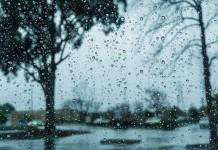 καιρός βροχές καταιγίδα