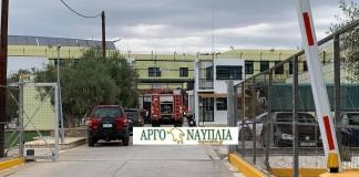 Δικαστικές φυλακές Ναυπλίου