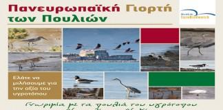 Πανευρωπαϊκή Γιορτή των Πουλιών