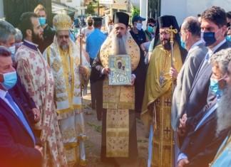 Παναγίας της «Βουλκανιώτισσας»