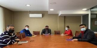 Σύσκεψη αντιδημάρχων