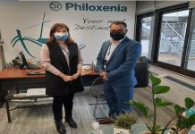 Philoxenia Χρόνης